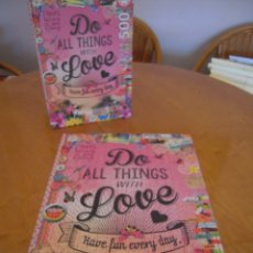 Puzzles: PUZLE EDUCA 500 PIEZAS DO ALL THINGS WITH LOVE. Lote 179001586
