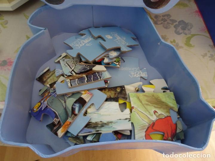 Puzzles: JUAN FERRANDIZ - PUZZLE 24 PIEZAS - OLGA Y JORGE EN VESPA - Foto 3 - 179517032