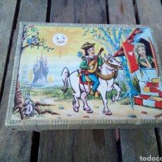 Puzzles: PUZZLE DE DIBUJOS FIRMADO HANS. Lote 179528770
