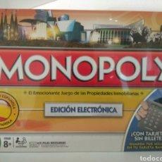 Puzzles: MONOPOLY EDICIÓN ELECTRÓNICA VERSIÓN 2010. Lote 179709510
