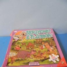 Puzzles: PUZZLE DE MORTADELO Y FILEMON 100 PIEZAS COMPLETO. Lote 181603655