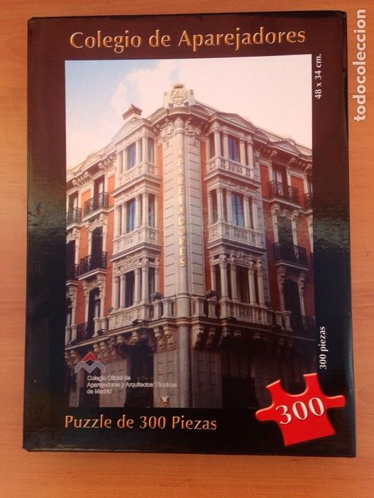 ANTIGUO PUZZLE COLEGIO DE APAREJADORES 300 PIEZA (Juguetes - Juegos - Puzles)