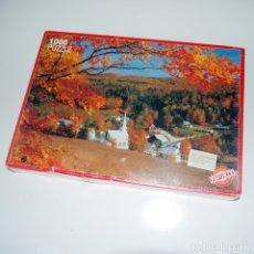 Puzzles: PUZZLE PUEBLO - 1000 PIEZAS - FAVORIT - NUEVO. Lote 182346415