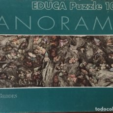 Puzzles: PUZLE COMPLETO 1000 PIEZAS PANORAMA ANNE GEDDES. Lote 182473741
