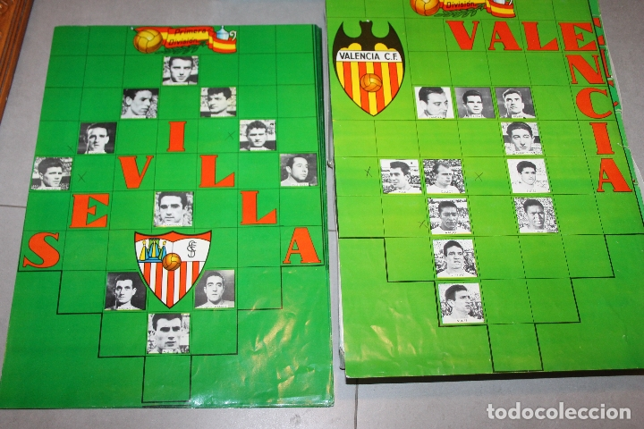 Puzzles: FUTBOL-ROC ROMPECABEZAS EQUIPOS DE FUTBOL. AÑOS 60 - Foto 4 - 182496906