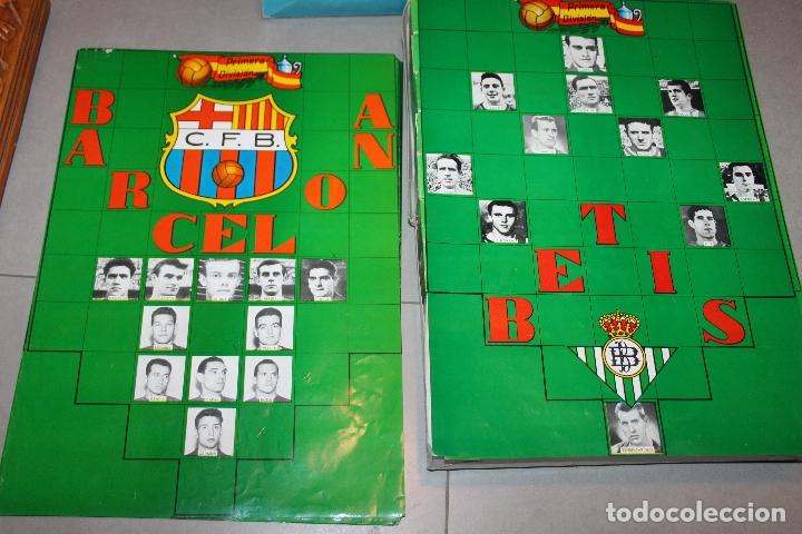 Puzzles: FUTBOL-ROC ROMPECABEZAS EQUIPOS DE FUTBOL. AÑOS 60 - Foto 7 - 182496906
