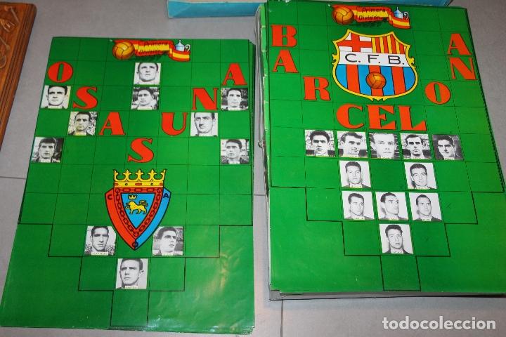 Puzzles: FUTBOL-ROC ROMPECABEZAS EQUIPOS DE FUTBOL. AÑOS 60 - Foto 8 - 182496906
