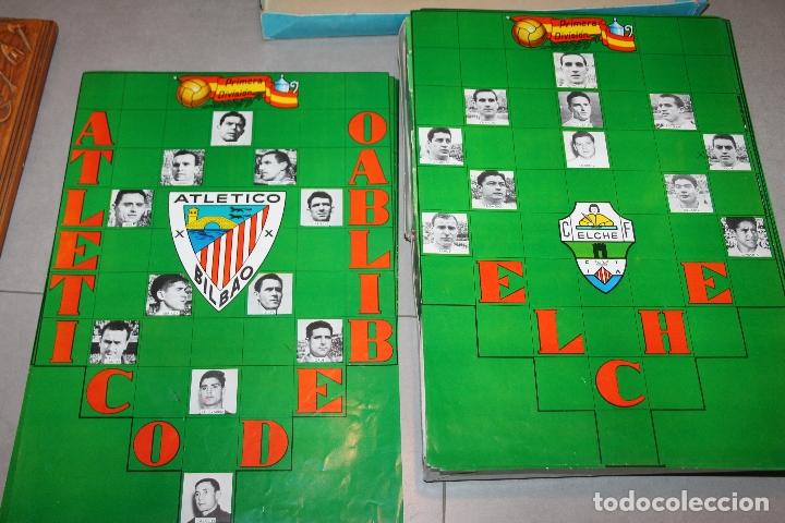 Puzzles: FUTBOL-ROC ROMPECABEZAS EQUIPOS DE FUTBOL. AÑOS 60 - Foto 10 - 182496906