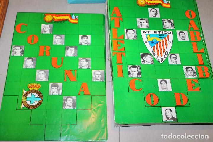 Puzzles: FUTBOL-ROC ROMPECABEZAS EQUIPOS DE FUTBOL. AÑOS 60 - Foto 11 - 182496906