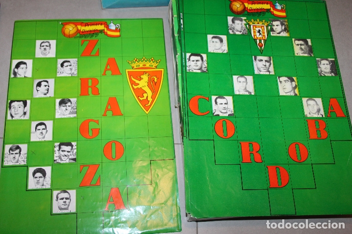 Puzzles: FUTBOL-ROC ROMPECABEZAS EQUIPOS DE FUTBOL. AÑOS 60 - Foto 17 - 182496906