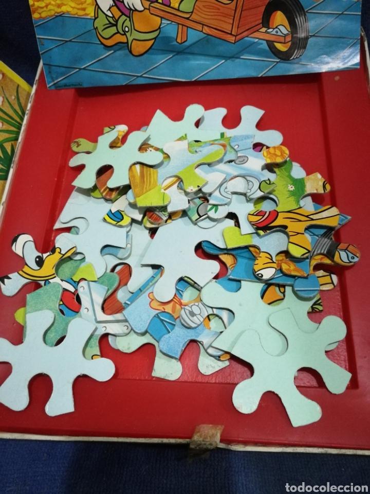 Puzzles: Puzzle zig zag walt disney. El tio gilito - Foto 3 - 182557643