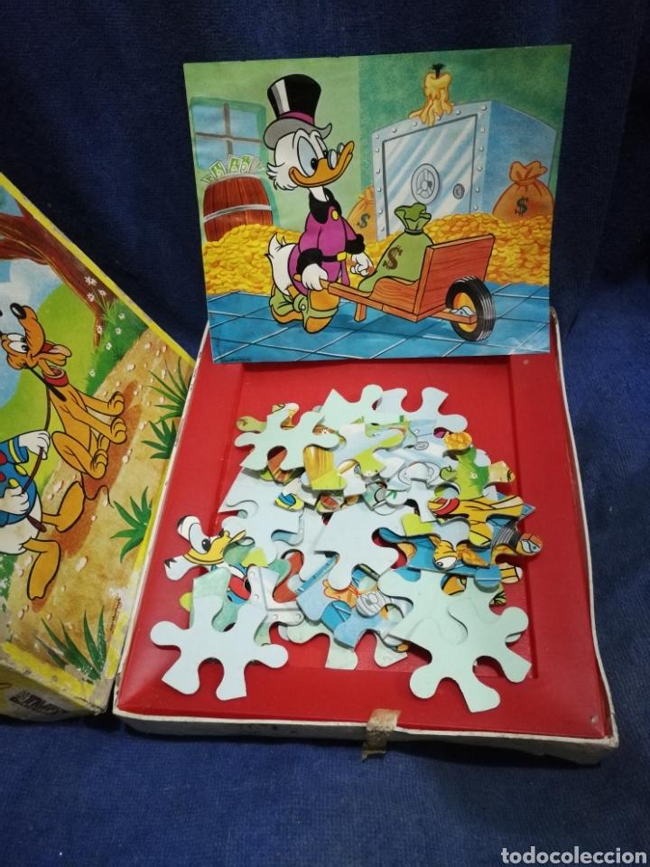 Puzzles: Puzzle zig zag walt disney. El tio gilito - Foto 4 - 182557643