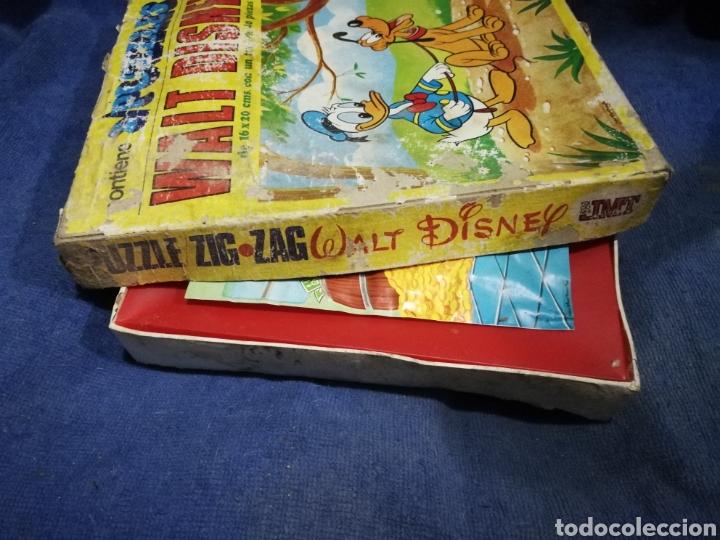 Puzzles: Puzzle zig zag walt disney. El tio gilito - Foto 5 - 182557643