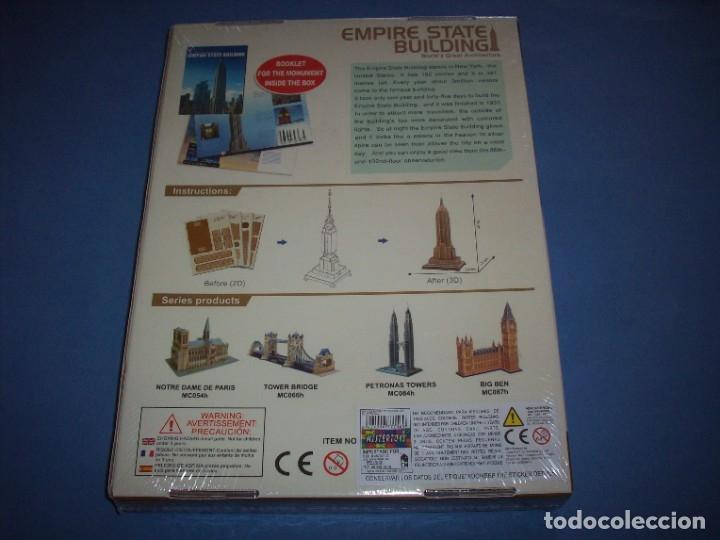 Puzzles: puzzle 3d empire state building 55 piezas - Foto 2 - 182768943