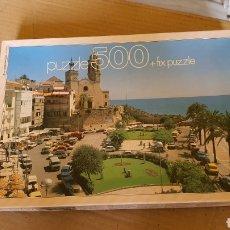 Puzzles: ANTIGUO PUZZLE EDUCA PAISAJE AÑO 86. Lote 182890541