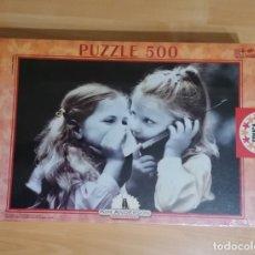 Puzzles: PUZZLE EDUCA, 500 PIEZAS. Lote 53025482