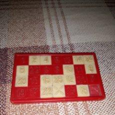 Puzzles: JUGUETES Y JUEGOS.. Lote 183719907