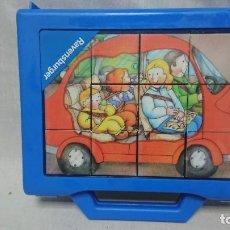 Puzzles: ROMPECABEZAS PUZZLE DE CUBOS DE TEO . Lote 183838808