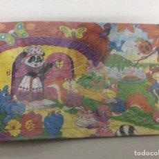 Puzzles: PUZZLE/PIZARRA AÑOS 80 A ESTRENAR. Lote 184474312