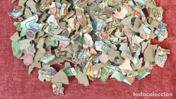 Puzzles: PAREJA DE PUZZLES CON 319 PIEZAS. CHOCOLATES JAIME BOIX. MEDITERRÁNEO. SIGLO XX. - Foto 5 - 184594033