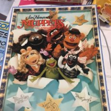 Puzzles: PUZZLE MUPPETS TELEÑECOS ESPAÑA. Lote 185753785