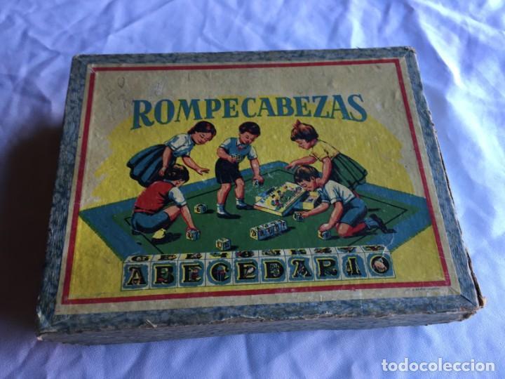 ROMPECABEZAS ABECEDARIO (Juguetes - Juegos - Puzles)
