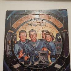 Puzzles: TOM CORBETT SPACE CADET PUZZLE AÑOS 50. Lote 186261537