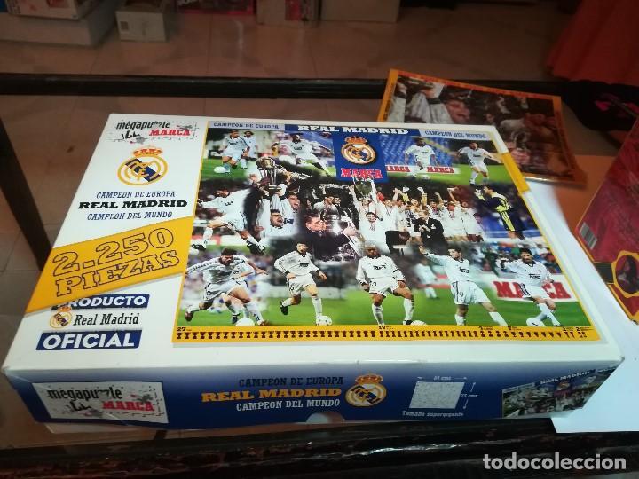 Puzzle Real Madrid Marca 2250 Piezas En Bliste Comprar Puzzles Antiguos En Todocoleccion 186301633