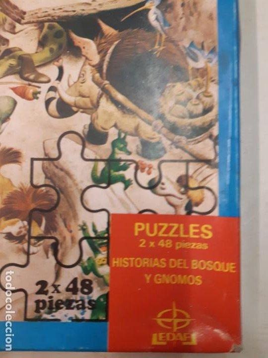 Puzzles: PUZZLE ANTIGUO . SIN USAR, TAPA UN POCO ROTA - Foto 2 - 186409042