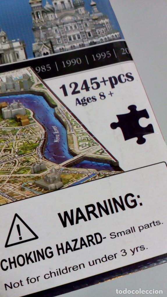 Puzzles: PUZZLE SAN PETERSBURGO 4D CITYSCAPE . SIN DESPRECINTAR 1245 PIEZAS - Foto 3 - 187288665