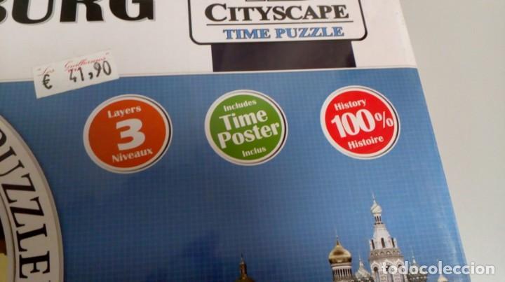 Puzzles: PUZZLE SAN PETERSBURGO 4D CITYSCAPE . SIN DESPRECINTAR 1245 PIEZAS - Foto 4 - 187288665