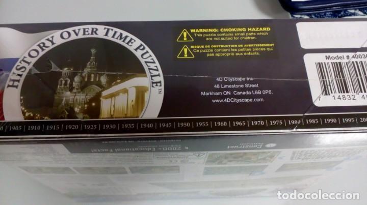 Puzzles: PUZZLE SAN PETERSBURGO 4D CITYSCAPE . SIN DESPRECINTAR 1245 PIEZAS - Foto 6 - 187288665