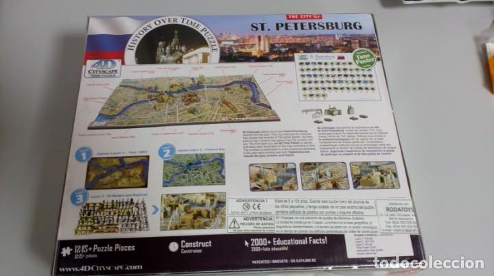 Puzzles: PUZZLE SAN PETERSBURGO 4D CITYSCAPE . SIN DESPRECINTAR 1245 PIEZAS - Foto 7 - 187288665