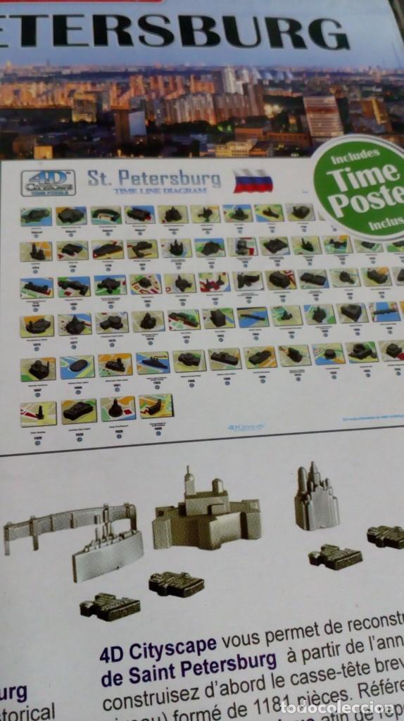 Puzzles: PUZZLE SAN PETERSBURGO 4D CITYSCAPE . SIN DESPRECINTAR 1245 PIEZAS - Foto 8 - 187288665