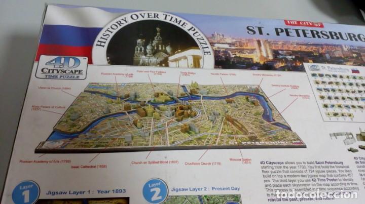 Puzzles: PUZZLE SAN PETERSBURGO 4D CITYSCAPE . SIN DESPRECINTAR 1245 PIEZAS - Foto 9 - 187288665