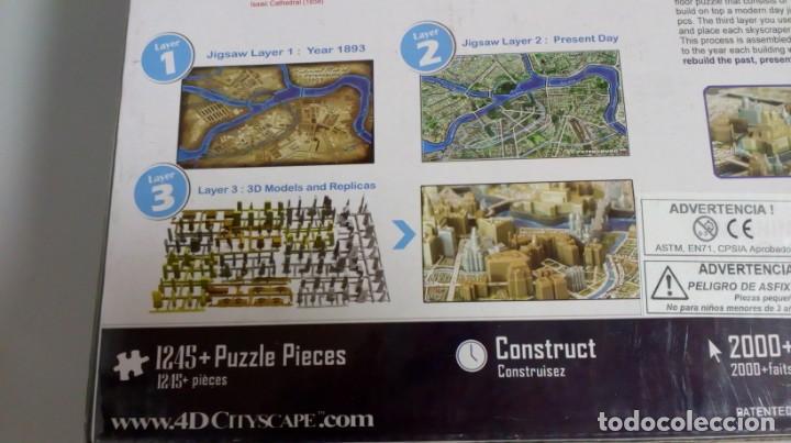 Puzzles: PUZZLE SAN PETERSBURGO 4D CITYSCAPE . SIN DESPRECINTAR 1245 PIEZAS - Foto 11 - 187288665