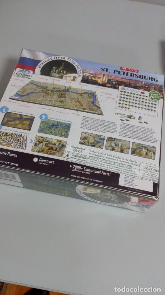 Puzzles: PUZZLE SAN PETERSBURGO 4D CITYSCAPE . SIN DESPRECINTAR 1245 PIEZAS - Foto 12 - 187288665