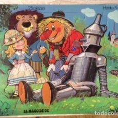 Puzzles: PUZZLE EL MAGO DE OZ. Lote 187302741