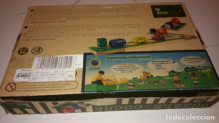 Puzzles: Puzzoe-coche Ecoland - Foto 2 - 187380792