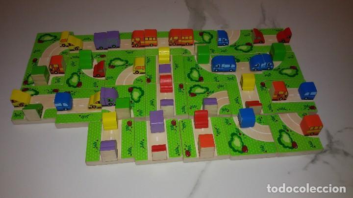 Puzzles: Puzzoe-coche Ecoland - Foto 3 - 187380792