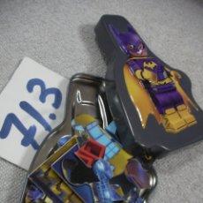 Puzzles: PUZZLE SUPER HEROE EN CAJA DE LATA. Lote 189701960