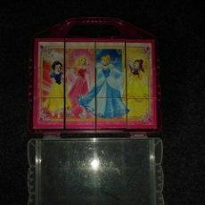 Puzzles: PUZZLE PRINCESAS DISNEY. + 3 AÑOS.. Lote 189986626