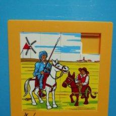 Puzzles: PUZZLE LABERINTO DON QUIJOTE TAMAÑO GRANDE . Lote 190047672