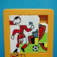 Puzzles: PUZZLE LABERINTO FÚTBOL BÉLGICA . Lote 190047861