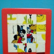 Puzzles: PUZZLE LABERINTO BOLSILLO ANDREFER MICKEY . Lote 190047920