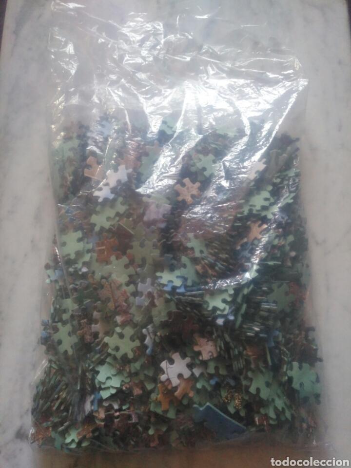 Puzzles: Antiguo Puzzle Gemen Castle de Diset 1500 piezas ( piezas nuevas, precintadas). - Foto 2 - 190057462