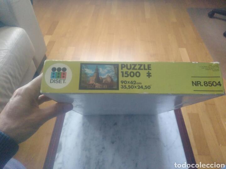 Puzzles: Antiguo Puzzle Gemen Castle de Diset 1500 piezas ( piezas nuevas, precintadas). - Foto 5 - 190057462