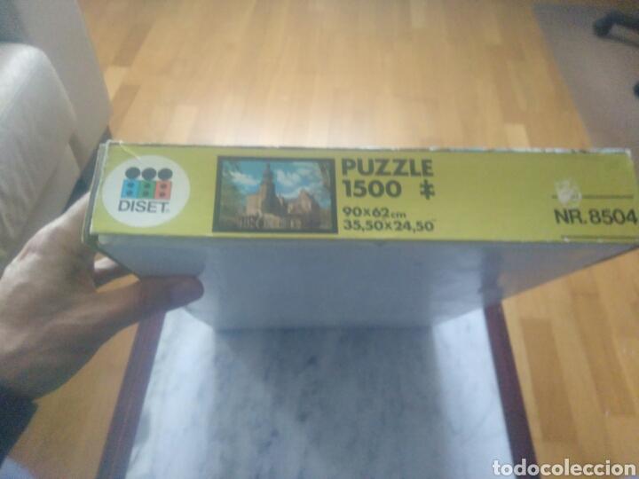Puzzles: Antiguo Puzzle Gemen Castle de Diset 1500 piezas ( piezas nuevas, precintadas). - Foto 6 - 190057462
