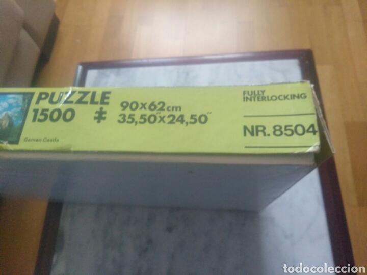 Puzzles: Antiguo Puzzle Gemen Castle de Diset 1500 piezas ( piezas nuevas, precintadas). - Foto 7 - 190057462