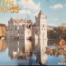 Puzzles: 2 PUZZLES DE CASTILLOS. Lote 191520152